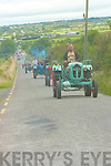 The Vintage parade makes it way into the village of Knockanure on Sunday   Copyright Kerry's Eye 2008