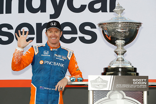 Scott Dixon, Chip Ganassi Racing Honda,