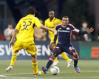 New England Revolution vs Columbus Crew, June 16, 2012