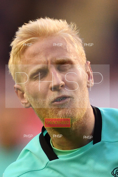 03/12/2016 Sky Bet Championship Wigan Athletic v <br /> Derby County<br /> <br /> Will Hughes, Derby County FC