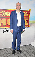 "Alex Macqueen at the ""Horrible Histories: The Movie - Rotten Romans"" world film premiere, Odeon Luxe Leicester Square, Leicester Square, London, England, UK, on Sunday 07th July 2019.<br /> CAP/CAN<br /> ©CAN/Capital Pictures"