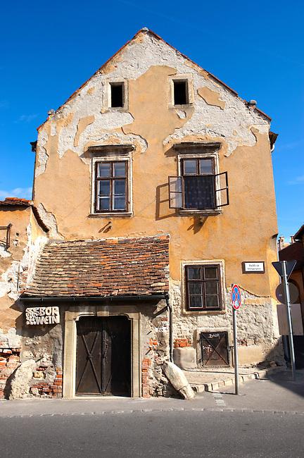 Wine Cellar- Sopron, Hungary