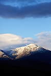 Snow Capped Moutains