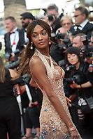 Jourdan Dunn at the premiere for &quot;The Killing of a Sacred Deer&quot; at the 70th Festival de Cannes, Cannes, France. 22 May 2017<br /> Picture: Paul Smith/Featureflash/SilverHub 0208 004 5359 sales@silverhubmedia.com