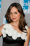 BEVERLY HILLS, CA. - April 24: Eliza Dushku arrives at An Evening With Women: Celebrating Art, Music, & Equality at The Beverly Hilton Hotel on April 24, 2009 in Beverly Hills, California.