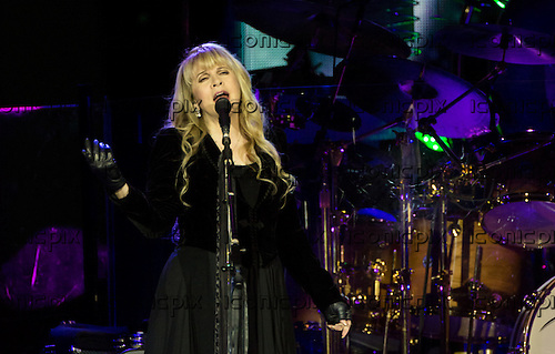 Fleetwood Mac vocalist Stevie Nicks performing live at the O2 London UK - 25 September 2013.  Photo credit: Iain Reid/IconicPix