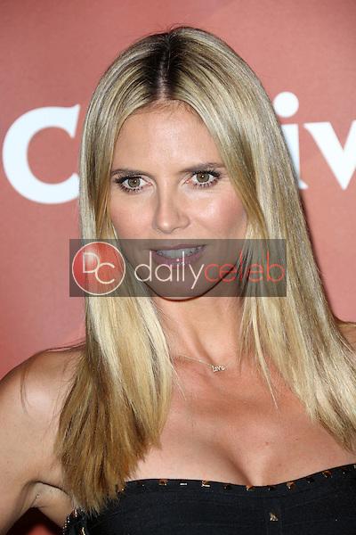 Heidi Klum<br /> at the 2013 NBC Universal Summer Press Day , Langham Huntington Hotel, Pasadena, CA 04-22-13<br /> David Edwards/Dailyceleb.com 818-249-4998