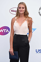 Kristina Mladenovic at the Women's Tennis Association 's (WTA) Tennis on The Thames evening reception at OXO2, London, UK. <br /> 28 June  2018<br /> Picture: Steve Vas/Featureflash/SilverHub 0208 004 5359 sales@silverhubmedia.com