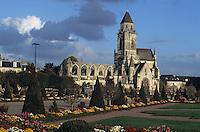 Europe/France/Normandie/Basse-Normandie/14/Calvados/Caen: Eglise du vieux Saint-Etienne