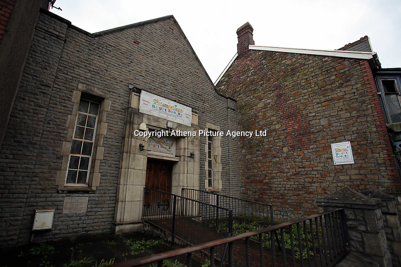 """Pictured: Bright Sparks nursery in the Taibach area of Port Talbot, Wales, UK. 28 March 2017<br /> Re: Toddlers at a private nursery were force fed, gagged and picked up by their wrists, Swansea Crown court has heard.<br /> Three childcare professionals are accused of cruelty at the busy nursery which had a """"rough house culture"""".<br /> The whistle was blown by sixthformers on work placements at the nursery which looks after newborn infants and children up to the age of seven.<br /> """"The children concerned were left distressed and traumatised.<br /> The mother of one of the children sobbed in the public gallery after hearing how he was treated at the Bright Sparks nursery in Port Talbot, South Wales,<br /> Owner and manager Katie Davies, 32, deputy manager Christina Pinchess, 31, and and staff member Shelbie Forgan, 22, deny the child cruelty charges against them."""