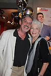 Celebrating 25 years of Pennsylvania Shakespeare Festival 2016 - opening night of Shakespeare's Julius Caesar as One Life To Live's Linda Thorson who will be starring in The Taming of the Shrew and Blithe Spirit later in the season and poses with costar Carl N. Wallnau in Center City, Pennsylvania. (Photo by Sue Coflin/Max Photos)