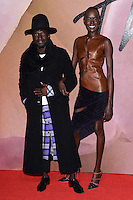 Ajak Deng<br /> at the Fashion Awards 2016, Royal Albert Hall, London.<br /> <br /> <br /> &copy;Ash Knotek  D3210  05/12/2016