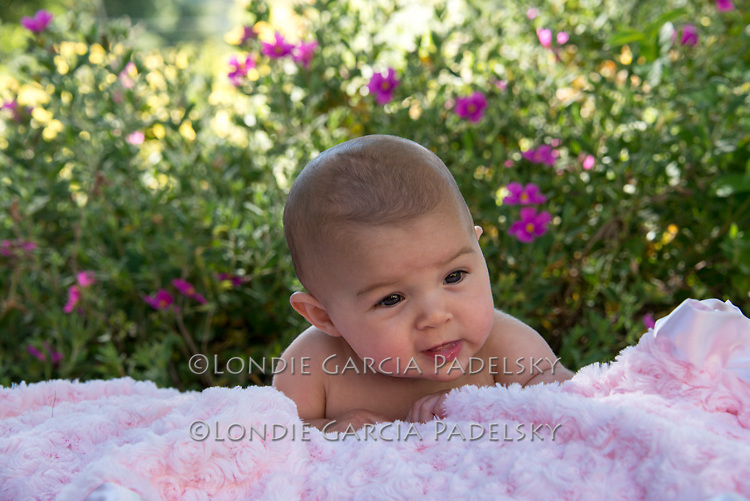 Ava at 4 months old