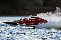 "Jim Wilson, Y-20 and Mike Webster, Y-563 ""Lobster Boat""  (1 Litre MOD hydroplane(s)"