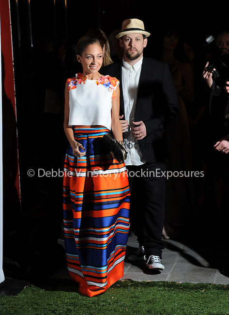 Molly SimsCULVER CITY, CA - NOVEMBER 09: Nicole Richie Madden and Joel Madden arrives at  The 2nd Annual Baby2Baby Gala held at The Book Bindery  in Culver City, California on November 09,2012                                                                               © 2013 Hollywood Press Agency