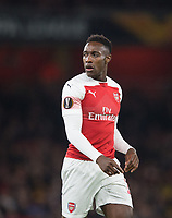 Arsenal's Danny Welbeck during the UEFA Europa League match between Arsenal and Sporting Clube de Portugal at the Emirates Stadium, London, England on 8 November 2018. Photo by Andrew Aleksiejczuk / PRiME Media Images.