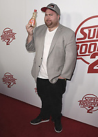 "HOLLYWOOD, CA - APRIL 11:  Paul Walter Hauser the Los Angeles premiere of Fox Searchlight Pictures' ""Super Troopers 2"" at ArcLight Hollywood on April 11, 2018 in Hollywood, California. (Photo by Scott KirklandPictureGroup)"