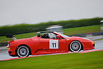 Peter Rowbottom - Stringfellow Motorsport Ferrari 430 Spyder