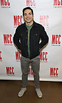 "Juan Castano attends the Meet & Greet for the cast and creative team of  MCC Theater's ""Transfers"" on February 28, 2018 at the Second Stage Rehearsal Studios in New York City."
