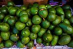 PAHOA, HI - Avocados at the Maku'u Farmer's Market