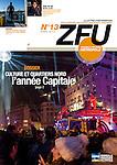 Portraits pour la Lettre des Acteurs des Zones franches urbaines - Marseille Provence Métropole - 2012