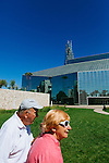 The Roman Catholic Church bought the Crystal Cathedral out of bankruptcy in 2011 and is currently transforming the iconic campus into a cathedral. Construction on Christ Cathedral will be complete in 2016. Tours are given twice daily Monday through Saturday on the campus in Garden Grove, California, seen August 5, 2014. <br /> CREDIT: Kendrick Brinson for The Wall Street Journal<br /> OCTV