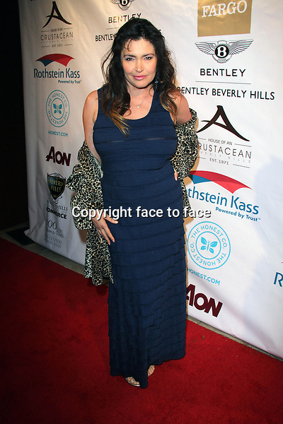 BEVERLY HILLS, CA - February 05: Devin DeVasquez at Experience East Meets West honoring Beverly Hills' momentous centennial year, Crustacean, Beverly Hills, February 05, 2014.<br />