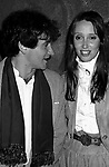 Shelley Duvall & Robin Williams<br /> Attending a party celebrating the release of TIME BANDITS at the Underground Disco in New York City.<br /> January 4, 1981