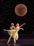 English National Ballet 2003. Michael Corder's Cinderella. Jaunjo Arques, Begona Cao.