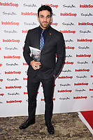 Davood Ghadami at the Inside Soap Awards 2017 held at the Hippodrome, Leicester Square, London, UK. <br /> 06 November  2017<br /> Picture: Steve Vas/Featureflash/SilverHub 0208 004 5359 sales@silverhubmedia.com