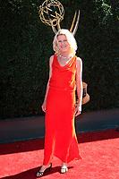 PASADENA - APR 30: Alley Mills at the 44th Daytime Emmy Awards at the Pasadena Civic Center on April 30, 2017 in Pasadena, California