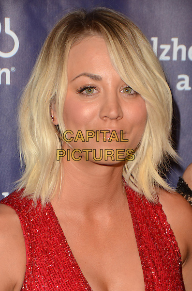 BEVERLY HILLS, CA: MARCH 9: Kaley Cuoco at the 24th and final 'A Night at Sardi's' to benefit the Alzheimer's Association at The Beverly Hilton Hotel on March 9, 2016 in Beverly Hills, California. <br /> CAP/MPI/DE<br /> &copy;DE//MPI/Capital Pictures