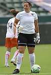 22 August 2009: Sky Blue's Cori Alexander. Sky Blue FC defeated the Los Angeles Sol 1-0 at the Home Depot Center in Carson, California in the inaugural WPS Championship game.