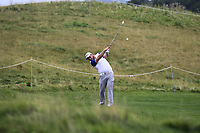 Zander Lombard (RSA) on the 5th fairway during Round 1 of the D+D Real Czech Masters at the Albatross Golf Resort, Prague, Czech Rep. 31/08/2017<br /> Picture: Golffile | Thos Caffrey<br /> <br /> <br /> All photo usage must carry mandatory copyright credit     (&copy; Golffile | Thos Caffrey)