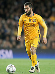 FC Barcelona's Arda Turan during Champions League 2015/2016 match. April 5,2016. (ALTERPHOTOS/Acero)