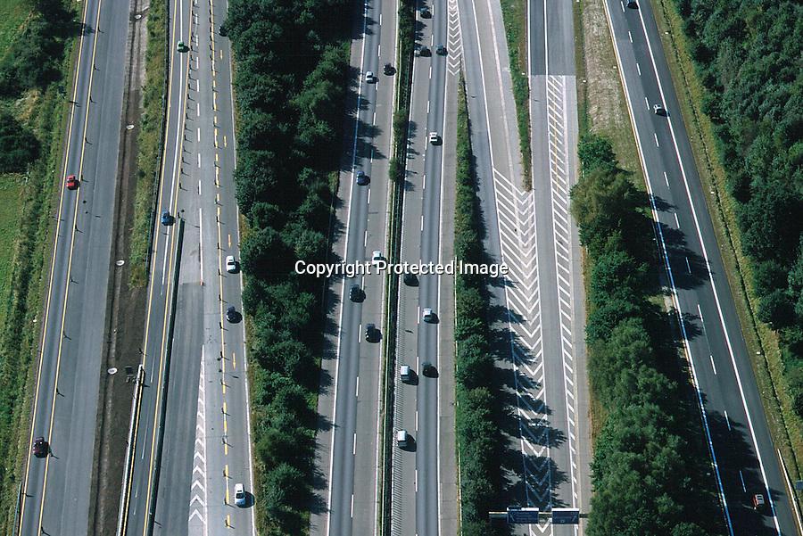 Deutschland, Hamburg, Autobahn, Kreuz Ost, A1, Straße