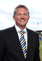 PICTURE BY VAUGHN RIDLEY/SWPIX.COM - Cricket - County Championship - Yorkshire v Derbyshire, Day 2 - Headingley, Leeds, England - 30/04/13 - Yorkshire's New Chief Executive Mark Arthur.