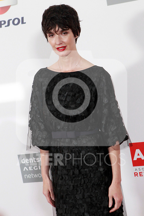 Paz Vega during the photocall of the ARI Awadrs 40th Anniversary. April 25, 2018. (ALTERPHOTOS/Acero)