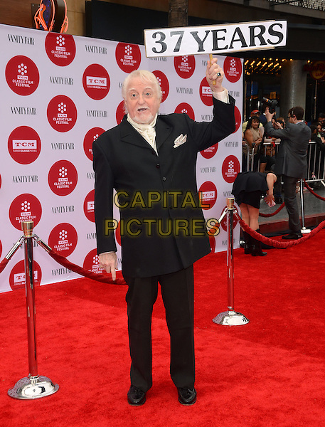 10 April 2014 - Hollywood, California - Marty Ingles. Arrivals for the world premiere of the restoration of &quot;Oklahoma&quot; held at the TCL Chinese Theatre IMAX in Hollywood, Ca.  <br /> CAP/ADM/BT<br /> &copy;Birdie Thompson/AdMedia/Capital Pictures