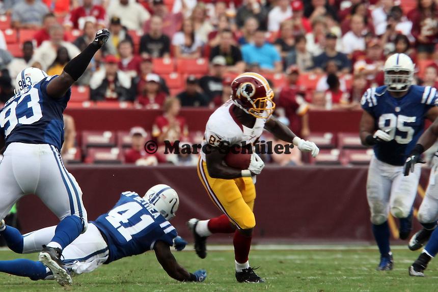 TE Fred Davis (Redskins) setzt sich durch