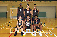 Hackney Community College Girls vs Barking Abbey Girls 23-05-07