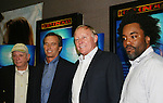 Ric O'Barry - Robert F. Kennedy - Jim Clark - Lee Daniels at the New York Screening of The Cove, Cinema 2, NYC. (Photo by Sue Coflin/Max Photos)
