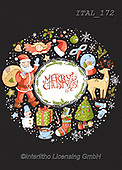 Alberta, CHRISTMAS SANTA, SNOWMAN, WEIHNACHTSMÄNNER, SCHNEEMÄNNER, PAPÁ NOEL, MUÑECOS DE NIEVE, paintings+++++,ITAL172,#x#