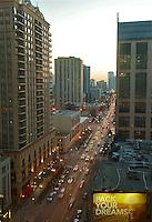 EUS- Chicago Twilight, Chicago IL 4 14
