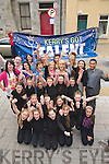 "Contestants for Radio Kerry's ""Kerry's got talent"" pictured in Ashe street, Tralee on Monday evening."