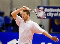 14-12-08, Rotterdam, Reaal Tennis Masters, Michel Koning