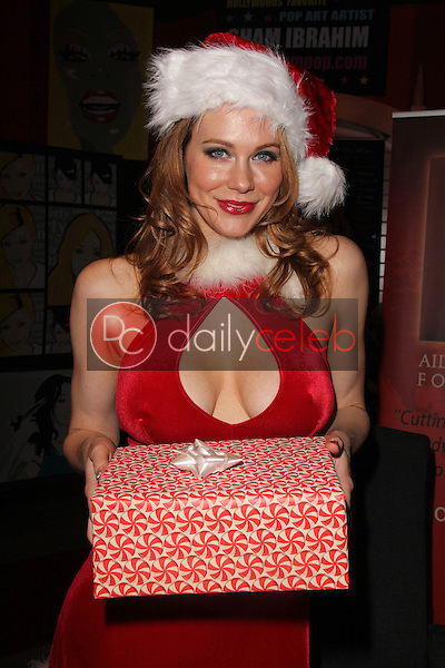Maitland Ward<br /> at the Art Hearts Fashion Launch at Sweet! Candy Shop, Hollywood, CA 12-18-14<br /> David Edwards/DailyCeleb.com 818-249-4998