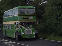 Bristol Lodekka Double Decker Buses - 1963