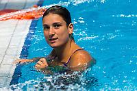 Training . Elena Bertocchi ITA <br /> Diving 13/07/2017 <br /> XVII FINA World Championships Aquatics<br /> Duna Arena Budapest Hungary  <br /> Photo Andrea Staccioli/Deepbluemedia/Insidefoto