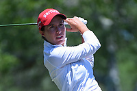 Carlota Ciganda (ESP) watches her tee shot on 5 during round 3 of the 2019 US Women's Open, Charleston Country Club, Charleston, South Carolina,  USA. 6/1/2019.<br /> Picture: Golffile | Ken Murray<br /> <br /> All photo usage must carry mandatory copyright credit (© Golffile | Ken Murray)